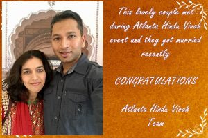 Atlanta Hindu Vivah Success Story